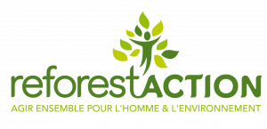 Logo de l'association Reforest'action